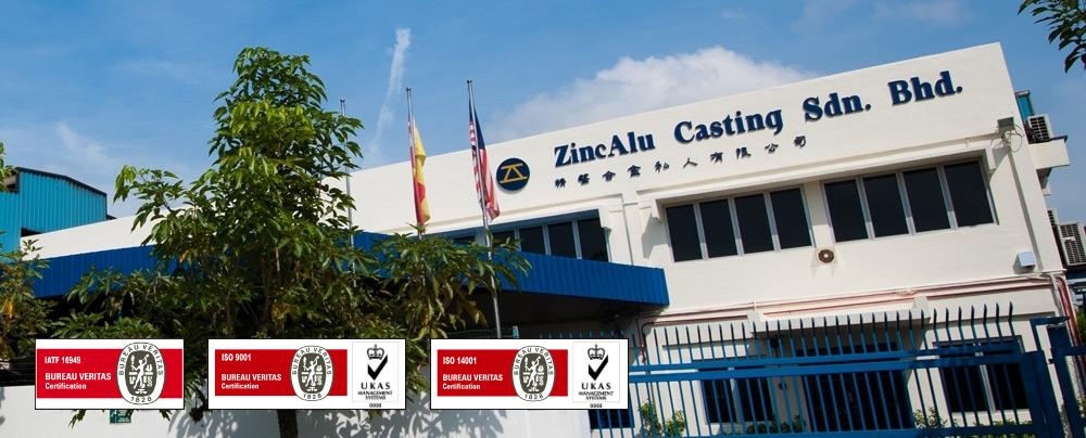 ZincAlu Casting Sdn Bhd ~ Backofen Sdn Bhd
